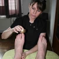 Muriel Depauw - massage bol kansu